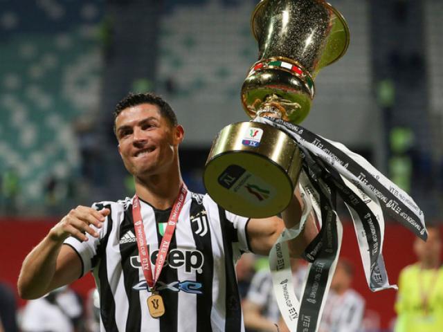 Juventus vô địch cúp Quốc gia xong hụt vé cúp C1, Ronaldo vẫn bỏ đi?