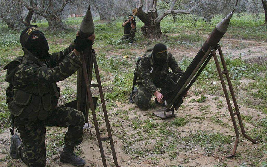 Nơi người dân Israel không ngờ rocket của Hamas có thể phóng tới - 1