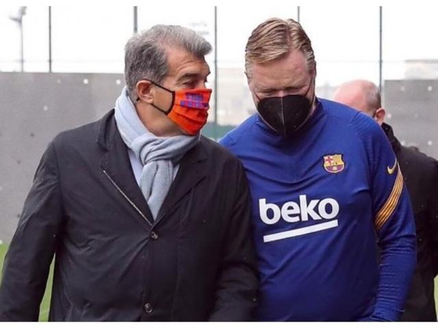 Barca sắp họp khẩn với HLV Koeman: Thầy Messi ẵm 211 tỷ đồng nếu bị sa thải