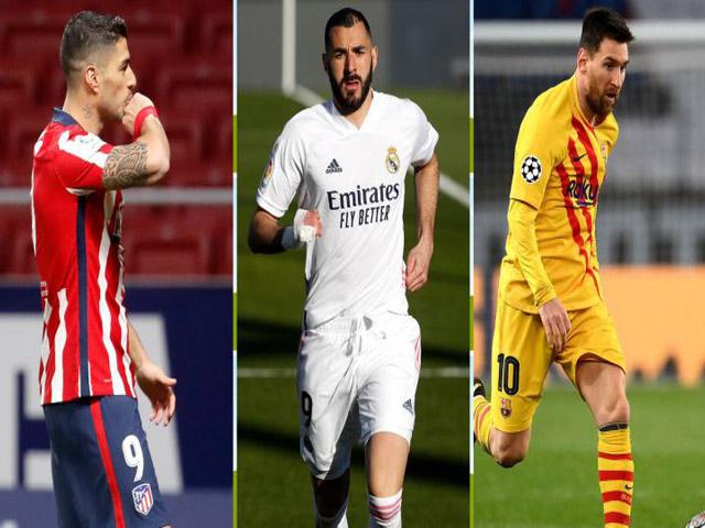Dự đoán tỉ số vòng 38 La Liga: Real Madrid - Atletico so kè, đua trụ hạng cực nóng