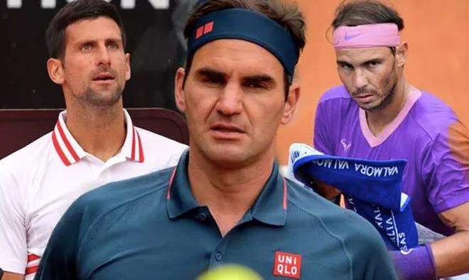"""Nadal đặt niềm tin Federer ở Roland Garros, Djokovic sợ nhất """"Bò tót"""" - 1"""