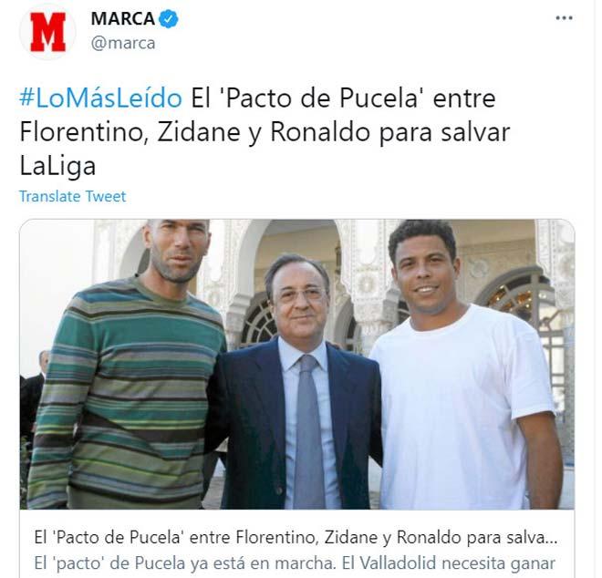 """""""Rô béo"""" gây sốc La Liga: Dùng tiền """"ngáng đường"""" Atletico, giúp Real vô địch - 1"""