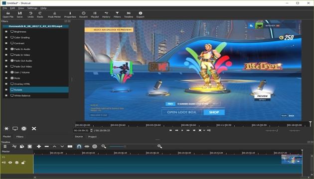 Phần mềm edit video miễn phí tốt nhất dễ sử dụng trên máy tính - 1