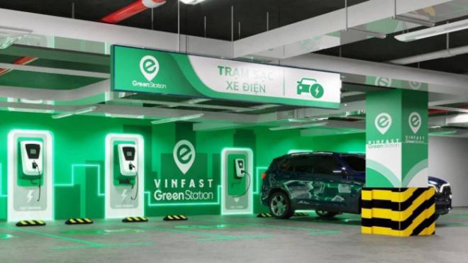 Chi phí sử dụng ô tô điện VinFast chỉ ngang xe xăng nhờ chính sách cho thuê pin - 1
