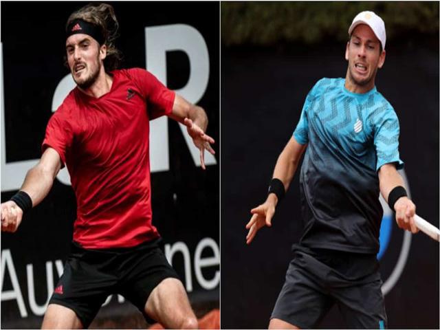 """Nhận định chung kết Lyon Open: Tsitsipas trước nhiệm vụ giải mã """"hiện tượng"""""""