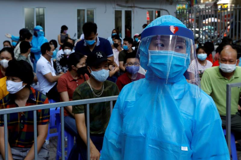 Báo Ấn Độ ấn tượng cách Việt Nam đối phó đại dịch Covid-19 biến đổi không ngừng - 1