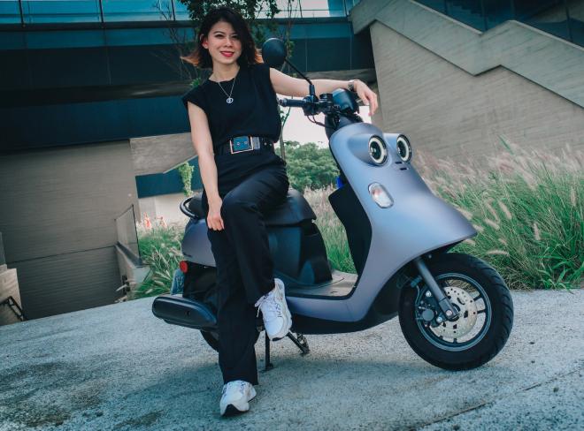 Xe tay ga 2021 Yamaha Vinoora 125 Fi độc đáo, hút giới trẻ - 1