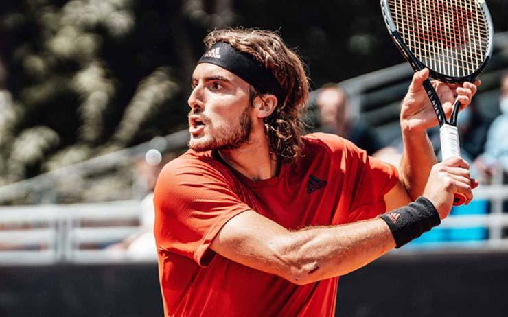 Video tennis Tsitsipas - Norrie: Cơn mưa điểm ace, chiến thắng thuyết phục (Chung kết Lyon Open) - 1