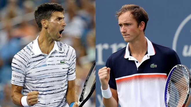 Bảng xếp hạng tennis 24/5: Medvedev gây áp lực lên ngôi số 1 Djokovic - 1