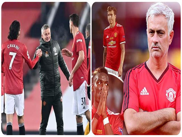 """MU á quân Ngoại hạng Anh: So với thời Mourinho, """"Quỷ đỏ"""" mạnh hơn hay yếu hơn?"""