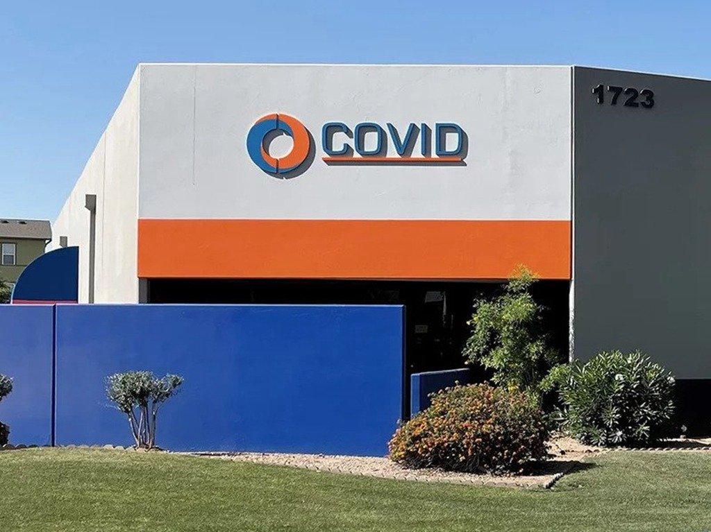 """Công ty từng vô danh giờ """"nổi như cồn"""", hút đầu tư nhờ cùng tên đại dịch Covid-19 - 1"""