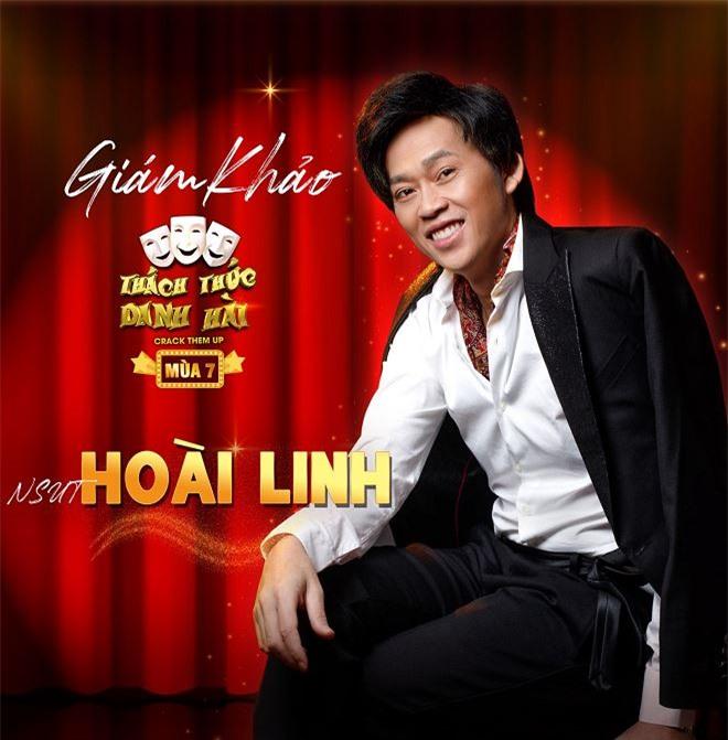 """Khán giả đòi loại Hoài Linh khỏi ghế nóng """"Thách thức danh hài"""", nhà sản xuất nói gì? - 1"""