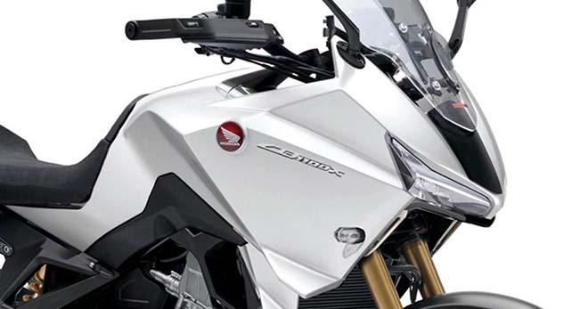 """Honda CB1100x sẽ mang """"trái tim"""" cuả Africa Twin - 1"""