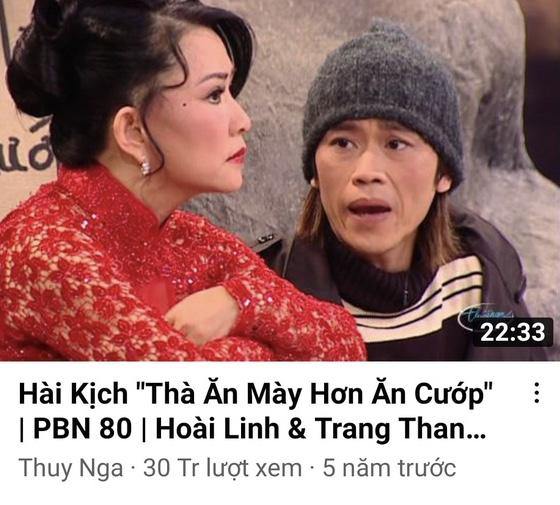 Tiểu phẩm hài của Hoài Linh bất ngờ tăng view, hot trở lại vì lùm xùm từ thiện 13 tỷ đồng - 1