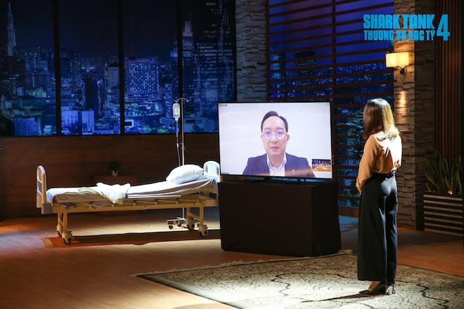 """Video call gọi vốn, kỳ kèo từng %, móc ngay 20 tỷ của """"cá mập"""" Shark Tank - 1"""
