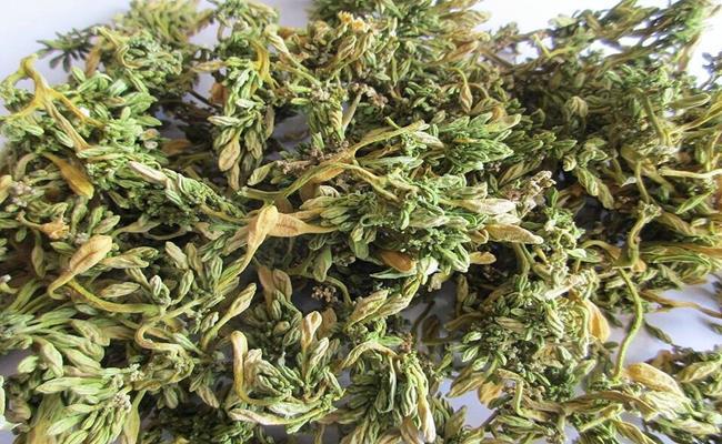 Hoa đu đủ đực khô trên thị trường bán có giá bán dao động từ 400.000 - 800.000 đồng/kg. Vào mùa cao điểm, một cân hoa có thể lên tới 1,5 triệu đồng/kg.