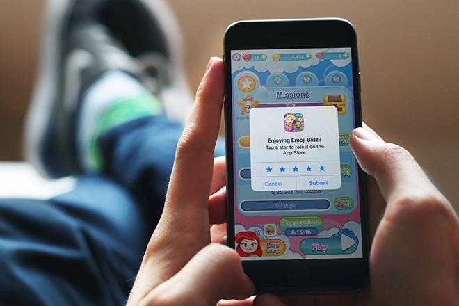Cách tắt yêu cầu đánh giá ứng dụng trên iPhone và iPad - 1