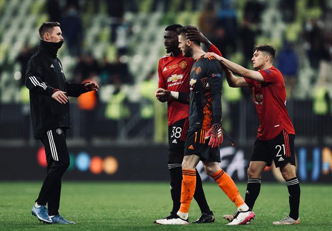 MU thua đội hạng 7 La Liga, De Gea đá hỏng 11m chưa phải tệ nhất - 1