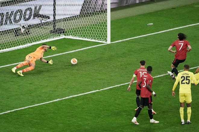 Trực tiếp chung kết Europa League, Villarreal - MU: Loạt đá luân lưu cân não - 19
