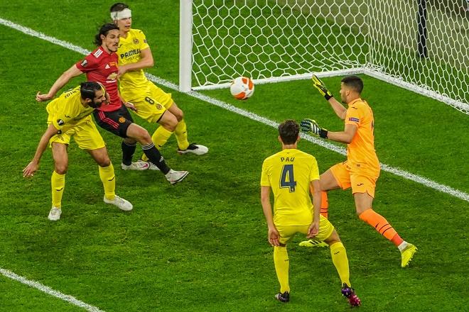 Trực tiếp chung kết Europa League, Villarreal - MU: Loạt đá luân lưu cân não - 15