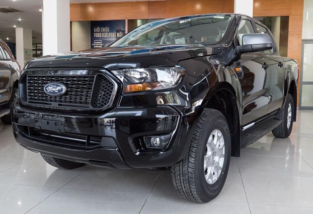 Đại lý Ford bắt đầu nhận cọc dòng xe Ranger lắp ráp - 1