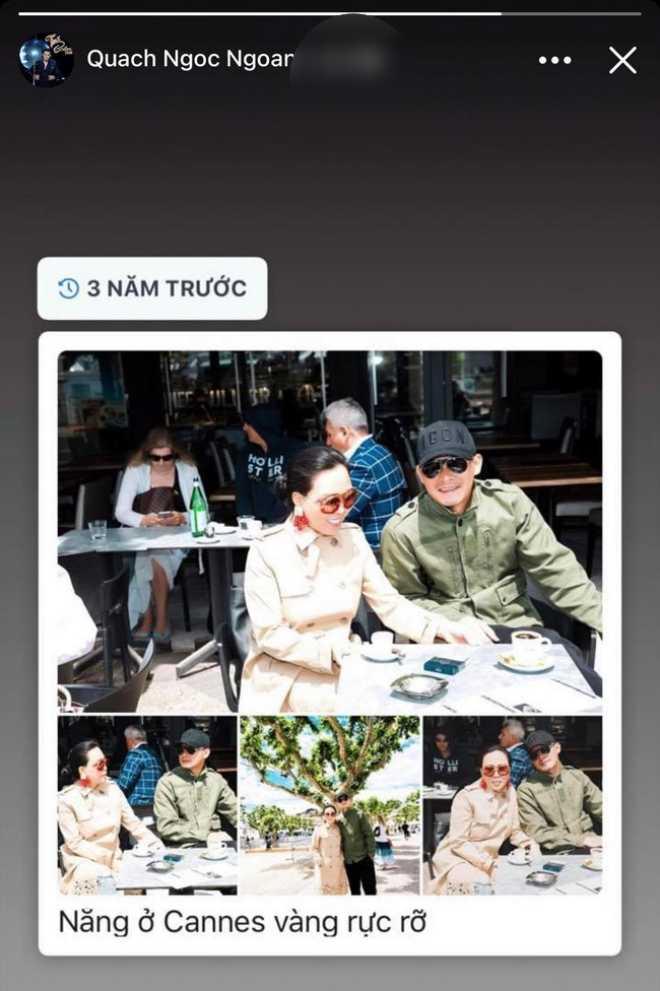 Quách Ngọc Ngoan bất ngờ đăng hình ảnh Phượng Chanel sau chia tay - 1