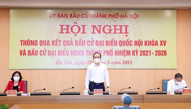 9 doanh nhân vừa trúng cử đại biểu HĐND TP Hà Nội là ai? - 1