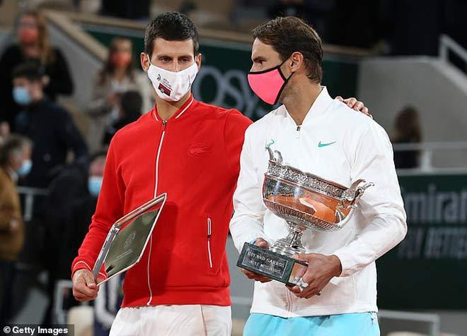 Cực nóng bốc thăm Roland Garros: Djokovic sớm đại chiến Federer và Nadal - 1
