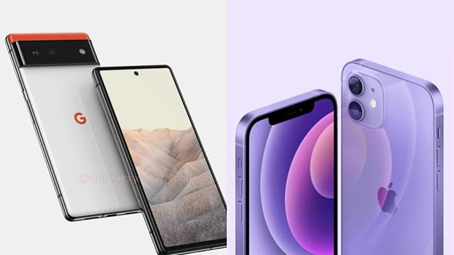 Pixel 6 liệu có lép vế khi so sánh trước với iPhone 13? - 1