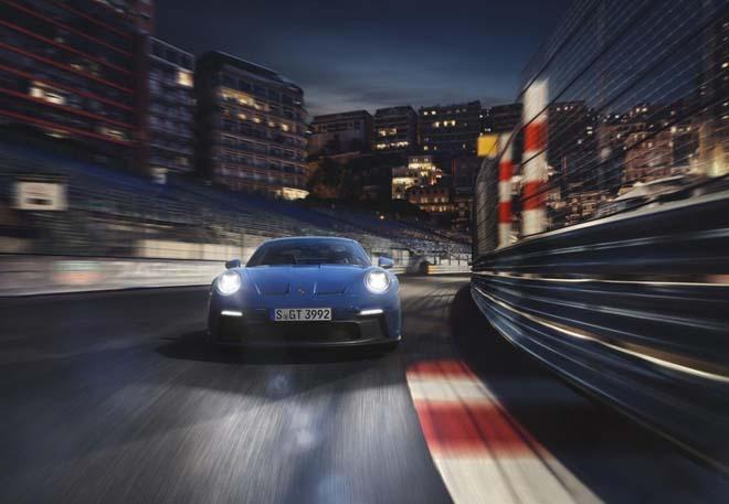 Porsche 911 GT3 2022 ra mắt, chào giá các đại gia từ 13,2 tỷ đồng - 1