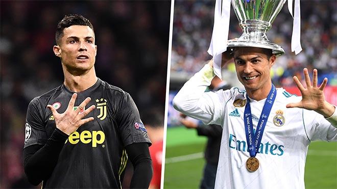 Rộ tin Ronaldo tuyên bố với đồng đội sẽ rời Juventus, về lại Real trước EURO - 1