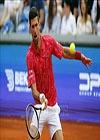Trực tiếp tennis Djokovic - Martin: Đòn kết liễu gọn gàng (Bán kết Belgrade Open) (Kết thúc) - 1