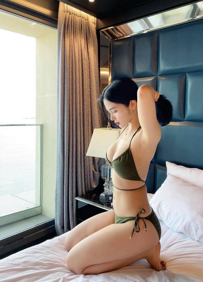 Yu Ju là một trong những nữ y tá xinh đẹp nhất Hàn Quốc.