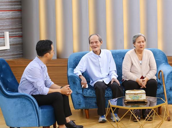 """Ốc Thanh Vân bất ngờ với """"chuyện tình như phim"""" từ lúc 5 tuổi của cuộc hôn nhân nửa thế kỷ - 1"""