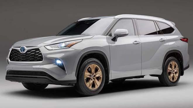 Ra mắt Toyota Highlander 2022 phiên bản đặc biệt với 2 tùy chọn hệ dẫn động - 1