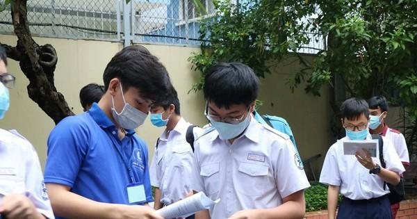Nóng: TPHCM hoãn thi lớp 10 - 1
