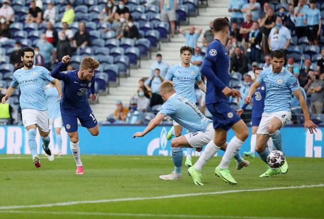 Trực tiếp bóng đá Man City - Chelsea: Kết cục vỡ òa (Chung kết Champions League) (Hết giờ) - 12