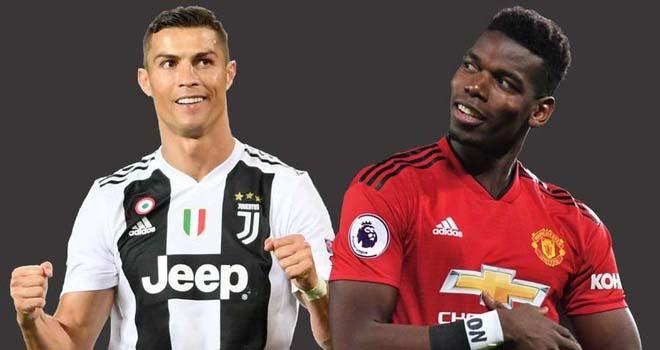 """Juventus gạ đổi Ronaldo lấy Pogba: MU ra 2 điều kiện, PSG nhảy vào """"phá đám"""" - 1"""