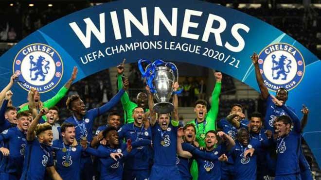 SAO Chelsea ăn may vô địch Cúp C1 nhiều như Messi: Đá 17 phút ẵm liền 4 cúp - 1
