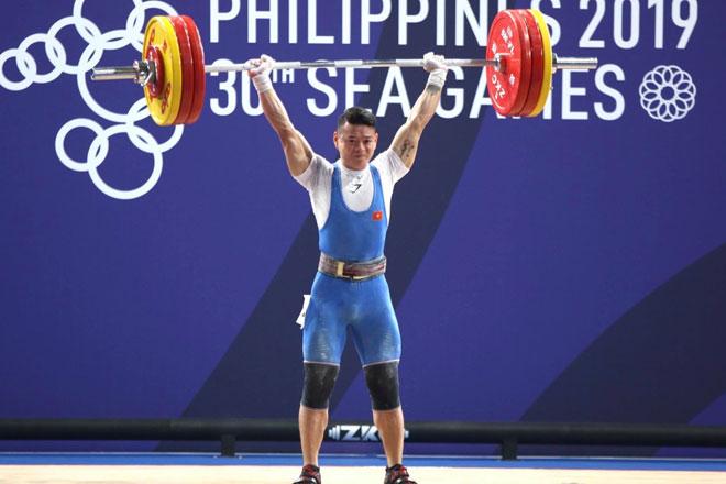 Cử tạ Việt Nam nguy cơ mất trắng 2 suất Olympic vì án phạt doping - 1