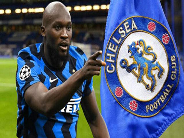"""Chelsea vô địch Cúp C1 """"tất tay"""" đón Lukaku, được  thưởng bao nhiêu tiền?"""