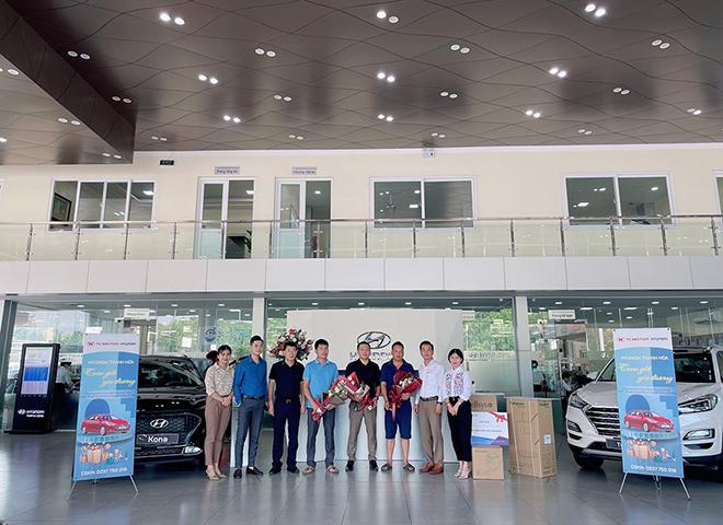 Chương trình tri ân khách hàng – Hyundai Thanh Hóa trao gửi yêu thương - 1