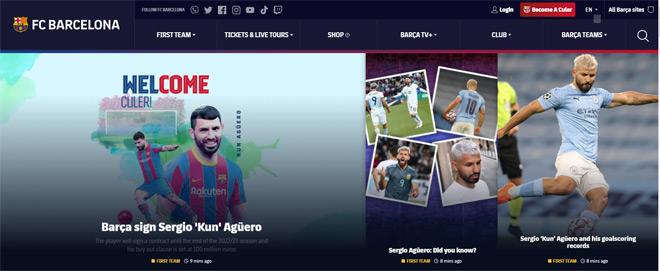 Nóng: Aguero chính thức gia nhập Barcelona, trợ chiến Messi ở Copa America - 1
