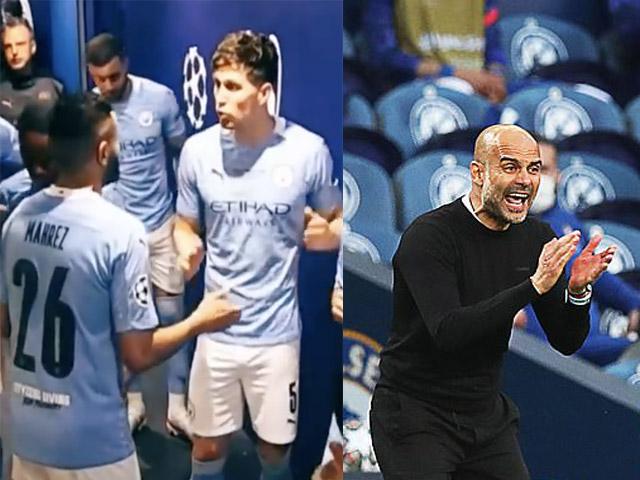 """Bóng đá - SAO Man City suýt ẩu đả vì thua Chelsea: """"Gà nhà đá nhau"""", Guardiola phẫn nộ"""