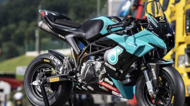 Cận cảnh xe đua Petronas phiên bản giới hạn, giá 269 triệu - 1