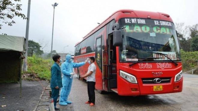 """Bắc Ninh thông tin chính thức vụ """"91 công nhân F1 trốn từ KCN về Lào Cai"""" - 1"""