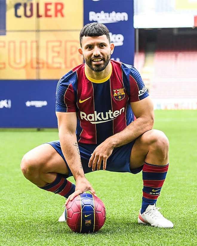 Barca bán rẻ Suarez, đón Aguero: Messi thêm vây cánh, nguy cơ bất ổn - 1