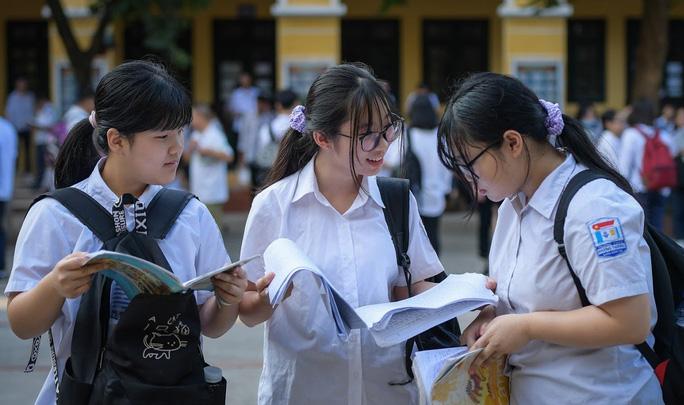 Hà Nội: Nếu kiểm soát tốt dịch thì vẫn giữ nguyên lịch thi vào lớp 10 - 1