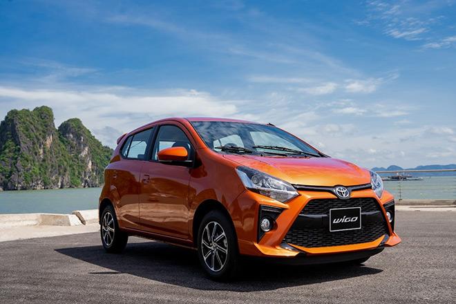 Toyota tung ưu đãi khủng cho Wigo phiên bản mới lên đến 20 triệu đồng - 1