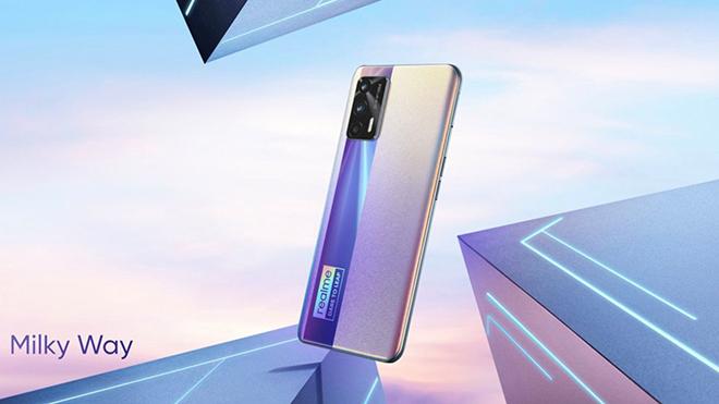 """""""Trình làng"""" Realme X7 Max 5G chơi game lý tưởng, giá từ 8,5 triệu - 1"""